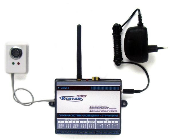 Сигнализация для дачи gsm из телефона своими руками